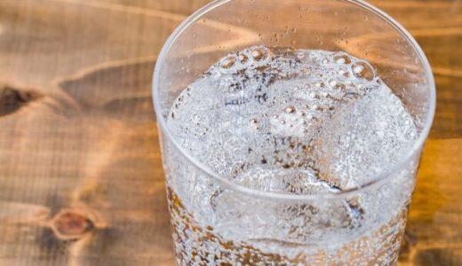 塩分ゼロの飲み物・炭酸水【減塩中におすすめの炭酸水の種類】