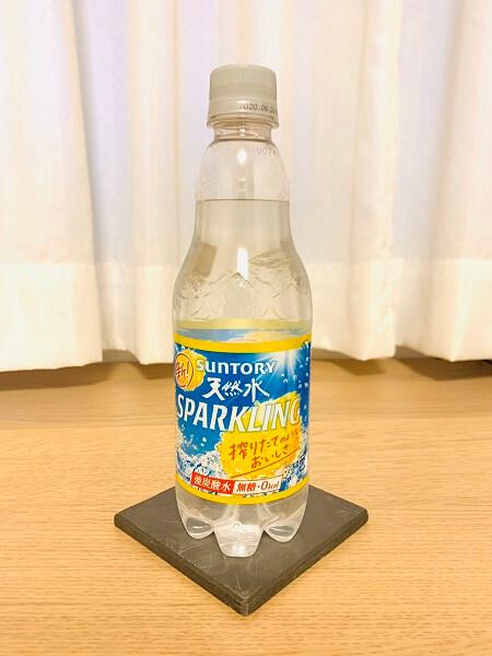 サントリースパークリングレモン